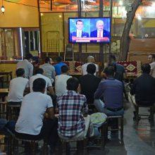 Stambule įvyko pirmieji nuo 2002 metų kandidatų į merus debatai