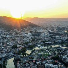 Tbilisis rinkimus Abchazijoje laiko neteisėtais
