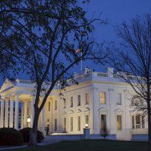 Baltuosiuose rūmuose įjungtas pavojaus signalas dėl rasto įtartino daikto
