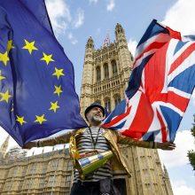 """Kas bus kitaip kitą dieną po """"Brexito""""?"""
