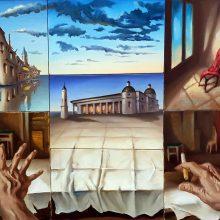 Baroti galerijoje atidaroma J. Mykolaitytės tapybos paroda