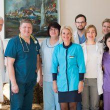 Klaipėdos vaikų ligoninėje daugėja endoskopinių operacijų
