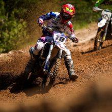 D. Jazdauskas: apie traumas, talismanus ir starto reikšmę motokrose
