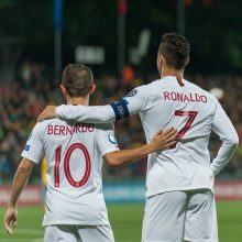 Asmenukę su C. Ronaldo norėjusiam pasidaryti vyrui gresia nemalonumai