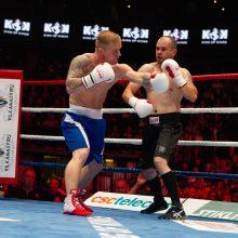 E. Petrauskas kovą sugrįš į profesionalų ringą