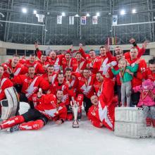 Lietuvos ledo ritulio čempionate – jungtinė Klaipėdos ir Kauno komanda