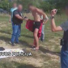 Įžūlumui nėra ribų: sulaikyta gauja stebino net policininkus