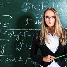 Tikrino abiturientų matematikos žinias: vidurkis siekė tik 40 balų