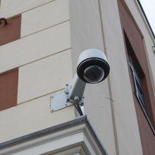 Kaune bus įrengta daugiau nei 200 stebėjimo kamerų sistema