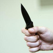 Jeruzalėje peiliu sužeista Izraelio policininkė