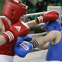 Pirmojo Lietuvos olimpinio čempiono turnyre kovos 100 boksininkų
