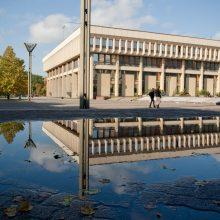 V. Pranckietis skeptiškai vertina ministerijų miestelio prie Seimo idėją
