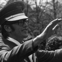 Mohikanas: orkestrui dirigentas P.Memėnas vadovauja nuo 1976-ųjų.