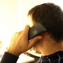 Iki dienos pabaigos neveiks VDI konsultacijos telefonu