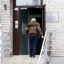 Nakvynės namuose rastas nužudytas vyras