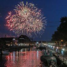 Klaipėdiečius ir miesto svečius džiugins jubiliejinis Laivų paradas
