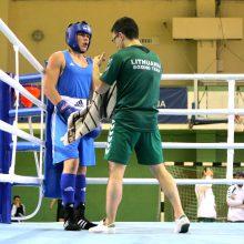 Lietuvos boksininkas iškovojo bronzą Europos jaunių čempionate