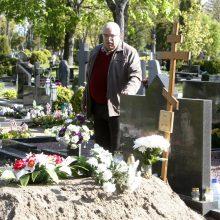 Klaipėdietis: šeimyniniame kape palaidotas svetimas žmogus