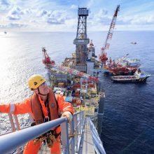 Latviai rado naftos lobį?