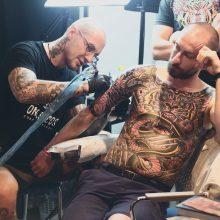 Kaune – didžiausias Baltijos šalyse tatuiruočių meno festivalis