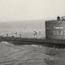 """Istorija: """"Minerve"""" povandeninis laivas buvo ieškomas net 50 metų."""