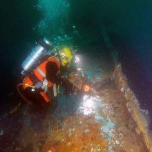 Netikėtų atradimų jūrose metas