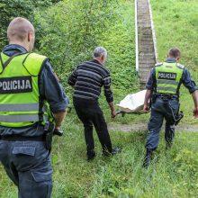 Mįslinga mirtis: irstantį kūną rado Vilniaus miške