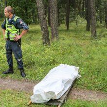 Uostamiestyje užfiksuotos dviejų vyrų mirtys
