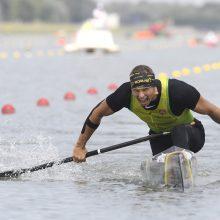 Kanojininkui H. Žustautui – pasaulio čempionato auksas