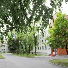 Įvaizdis: Psichiatrijos filialas po rekonstrukcijos tapo patraukliu ir šviesiu pastatu, paneigdamas visus mitus apie tokio pobūdžio ligonines.