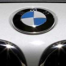 Palangoje vienas BMW apvogtas, kitas – pavogtas