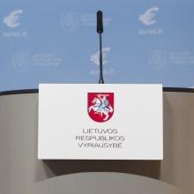 Vyriausybė metams atideda institucijų perėjimą prie bendro internetinio portalo