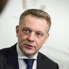 E. Masiulis prašo teismo leisti keliauti į užsienį, bendrauti su kaltinamaisiais