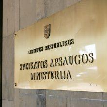 A. Verygos patarėja: viceministrės sveikata pablogėjo po kratų