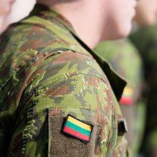 Į Ukrainą išvyksta Lietuvos karių instruktorių grupė