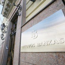 Ministerija: verslo priežiūros įstaigų švieslentėje pirmauja Lietuvos bankas