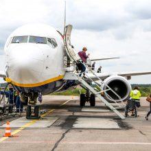S. Skvernelis apie naujo oro uosto statybas: tai per ankstyvas klausimas