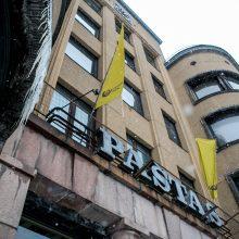 Kauno meras miesto paveldą niokojančiam Lietuvos paštui: arba tvarko, arba parduoda