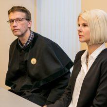Smurto prieš vaiką byla: mažamečio advokatė pateikė ieškinį dėl neturtinės žalos