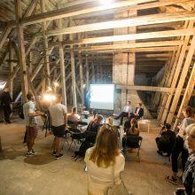 Rotušės laukia pokyčiai: po atnaujinimo pastatas bus dar atviresnis visuomenei