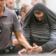 Įtariamąjį nužudymu Kleboniškyje leista suimti trims mėnesiams