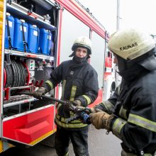 Ugniagesiai: per šventes – mažiau nelaimių, bet jos skaudesnės