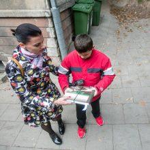Originaliu būdu iškraustyta Kauno apskrities viešoji biblioteka