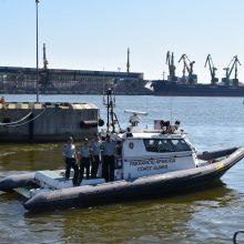 Lietuvos pasieniečiai dalyvaus tarptautinėje operacijoje prie Italijos krantų