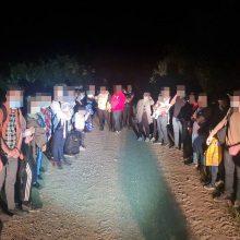 Berlynas apie neteisėtą migraciją iš Baltarusijos į ES: raktas problemos sprendimui yra Maskvoje