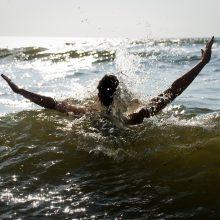 Šiurpi statistika: birželį nuskendo 13 žmonių, nuo metų pradžios – 42