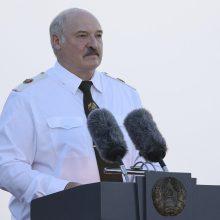 A. Lukašenka: Baltarusijoje gali būti įvesta karo padėtis