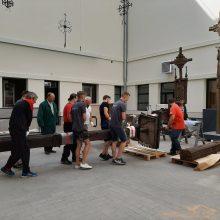 Nacionalinis M. K. Čiurlionio muziejus pristato dvi naujas ekspozicijas