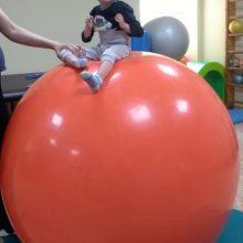Reta liga sergantis penkiametis – lyg kūdikis
