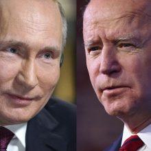 Kremlius: JAV ir Rusijos santykiai yra aklavietėje